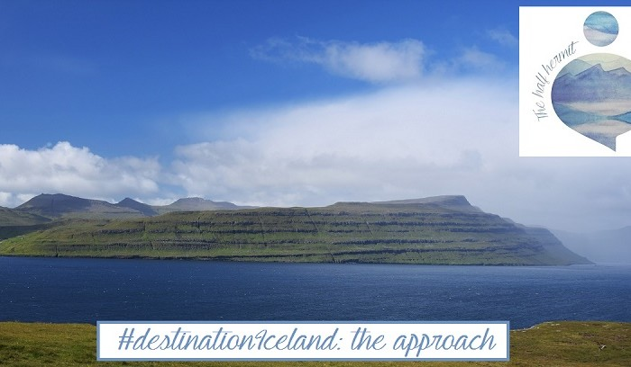 Picture taken by the Half Hermit at the Faroe Islands, one of the first steps of the approach to Iceland.