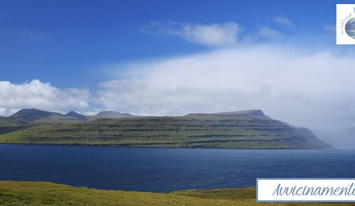 Fotografia scattata a Eysturoy, Isole Faroe, la prima tappa di avvicinamento di #destinationIceland