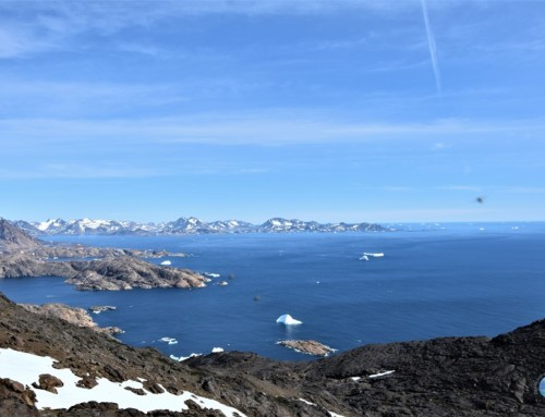 #destinationGreenland: taking a break in Tasiilaq
