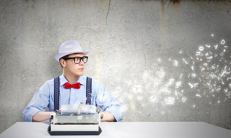 Il ghost writer è una persona che sa usare parole sue per descrivere pensieri altrui senza mai svelare il segreto.