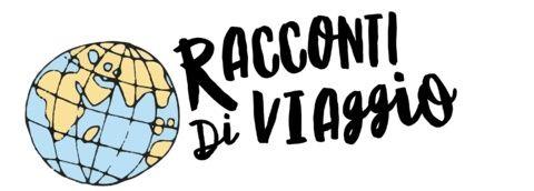 Il logo dell'agenzia di viaggi online Racconti di Viaggio